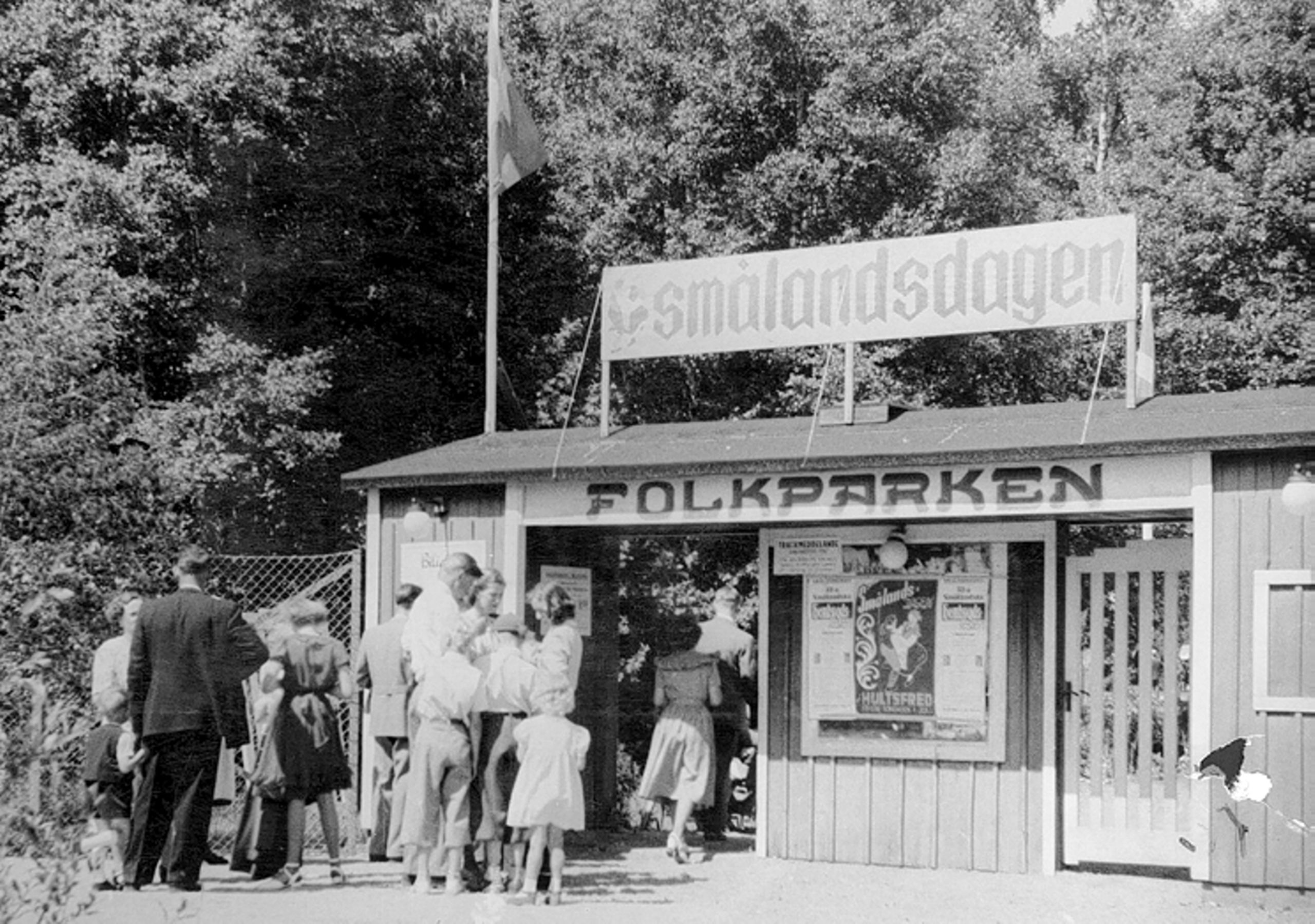 Folkets Park-1951
