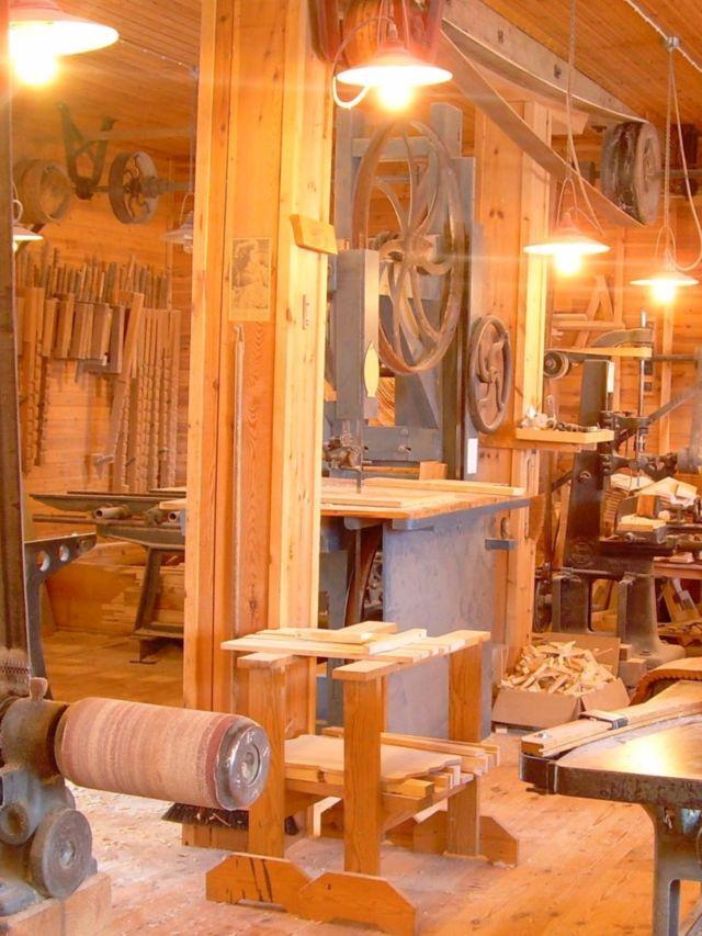 """Patirkite """"Virserum"""" baldų pramonės muziejų"""