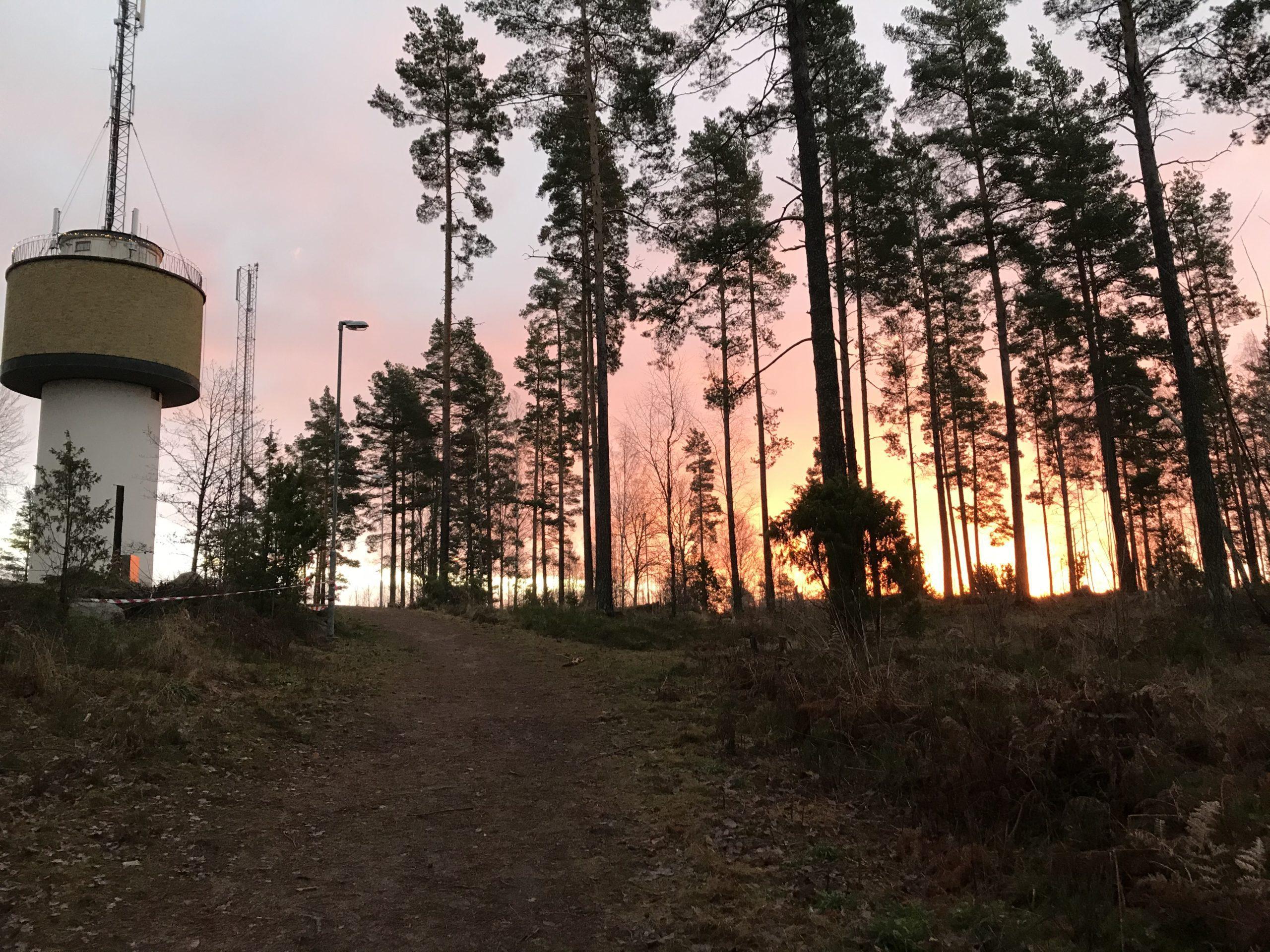 Lilla sparet vid vattentornet Hellen Andersson scaled