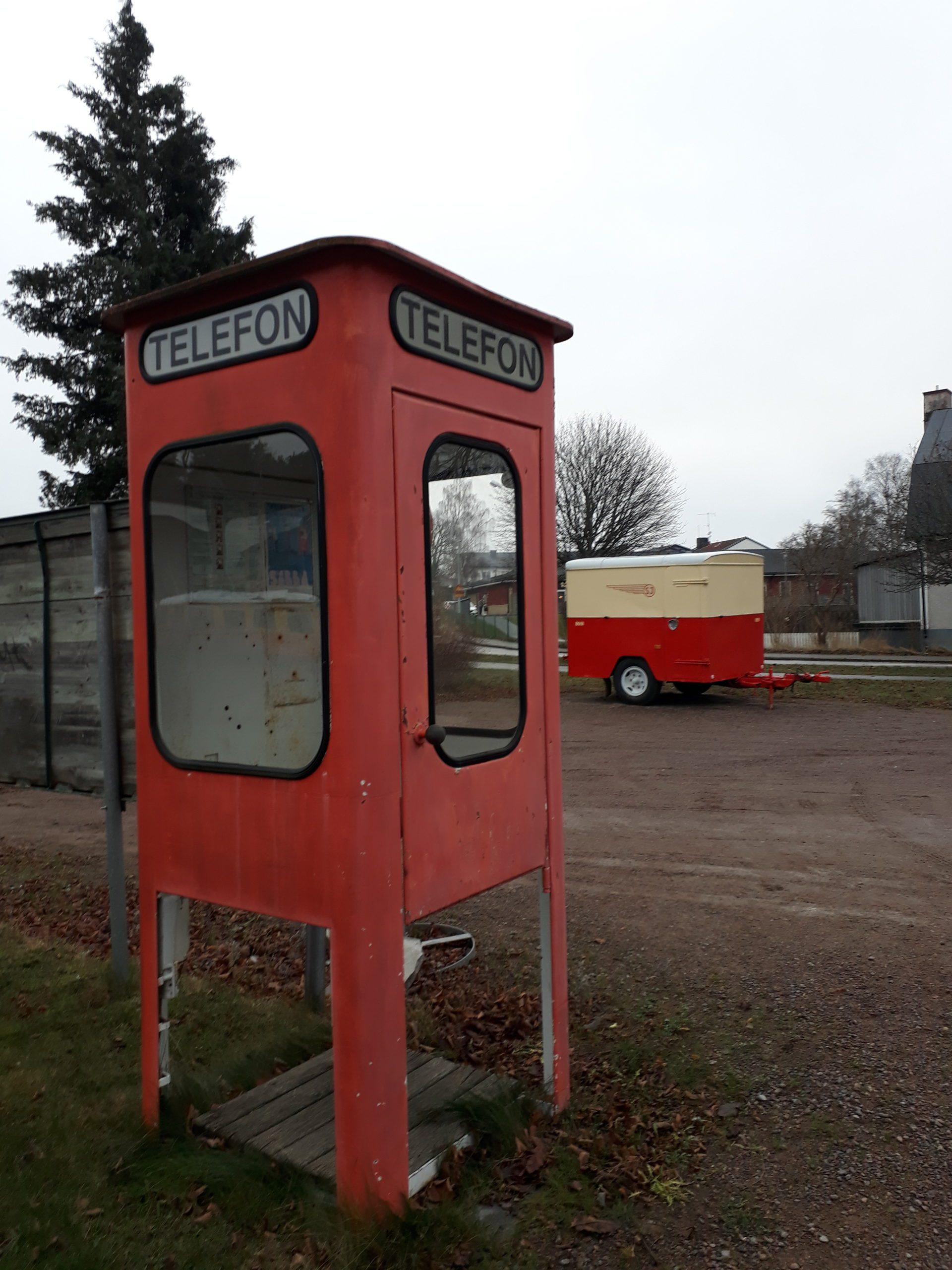Runhare kiosk chishuwo naLotta Svanström